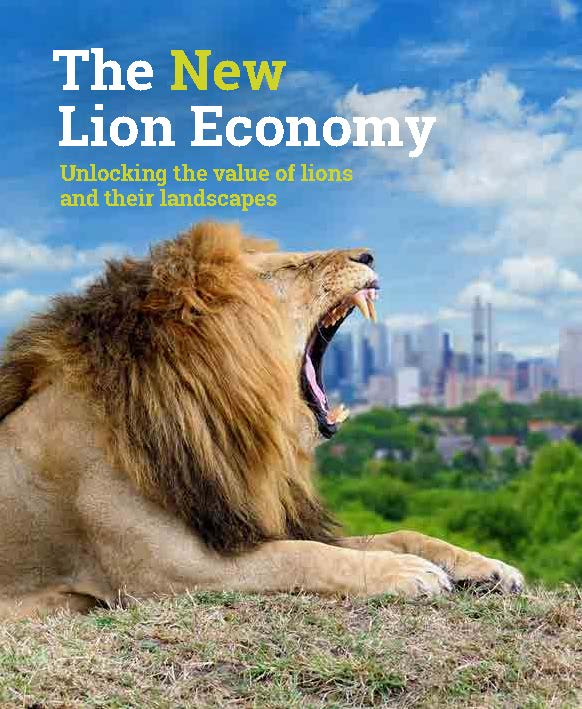 The New Lion Economy: Unlocking the value of lions and their landscapes